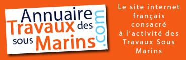 travaux-sous-marins.com - Le site Internet français conscacré à l'activité des Travaux Sous Marins.